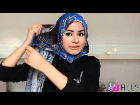 Simple Hijab Tutorial!