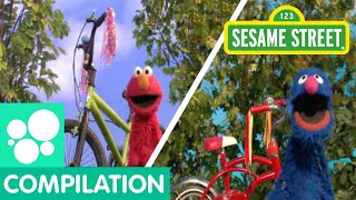 getlinkyoutube.com-Sesame Street: Bikes, Trains, Planes, and Cars!