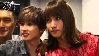 getlinkyoutube.com-[JHH][Vietsub] Smtown the stage BTS Smtown in Seoul 150815
