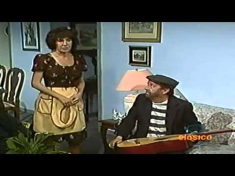La Chimoltrufia Cantando en Fiesta Navideña ( Video Comedia )