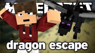 getlinkyoutube.com-Fuja do Dragão!!! Dragon Escape - Minecraft Minigame