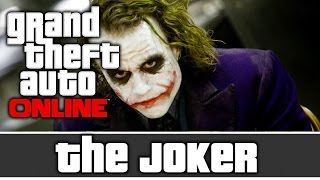 getlinkyoutube.com-GTA 5 Online - The Joker Outfit And Customization