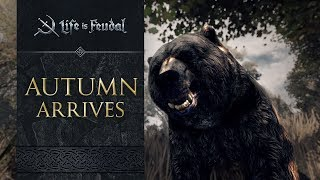 Life is Feudal: MMO - Autumn Trailer