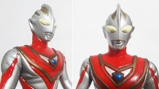getlinkyoutube.com-ベストウルトラマン2 ウルトラマンガイア(V1) Best Ultraman Ultraman Gaia Version1