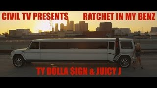 Ty Dolla $ign - Ratchet in My Benz (ft. Juicy J)