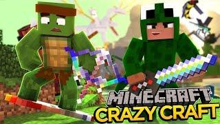 getlinkyoutube.com-Minecraft - CRAZYCRAFT 3 - WE STOLE NOTCH'S MINECRAFT MONEY! #2