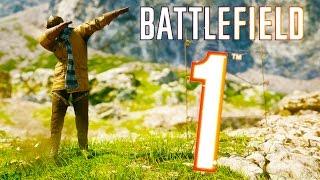 getlinkyoutube.com-Battlefield 1 - Random & Funny Moments #3 (Drifting? Funny Death Screams!)