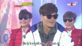 getlinkyoutube.com-Monday Couple moment and Turbo Jong Kookie - RM 122 [vietsub]