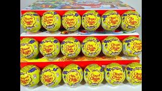 getlinkyoutube.com-Сюрпризы Чупа Чупс Свинка Пеппа Unboxing Surprise Eggs New Peppa Pig Chupa Chups