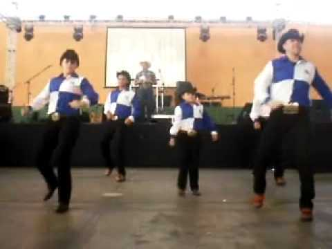 Comitiva Cavalos Selvagens   Campeonato de dança entre comitivas 2011