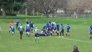Liberty Rugby 2018 - 7/8 vs Budd Bay 3-17-2018