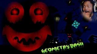 getlinkyoutube.com-BEST HALLOWEEN LEVELS EVER | Geometry Dash #19 (Halloween Special 2016)