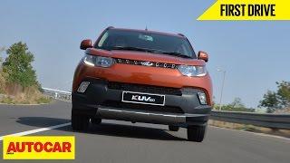 getlinkyoutube.com-Mahindra KUV100 | First Drive | Autocar India