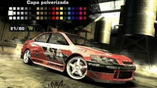 NFS Most Wanted Fast and Furious Tokyo Drift Cars