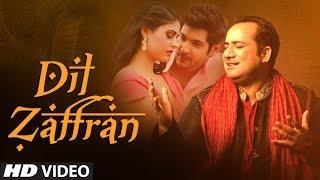Dil  Zaffran Video Song | Rahat Fateh Ali Khan |  Ravi Shankar |  Kamal Chandra | Shivin | Palak width=