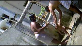 getlinkyoutube.com-junior kothi taking bath with kothikrish