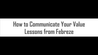 How to Communicate Your Value | HawkDG