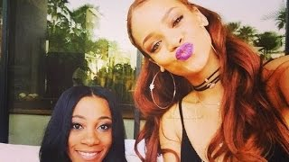 Rihanna - Funny Moments 2015