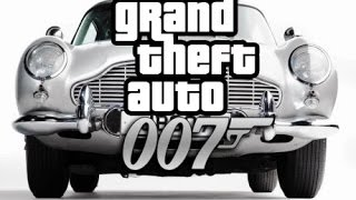 getlinkyoutube.com-GTA 5 James Bond 007 Revenge (Gta 5 Film/Deutsch und Englisch)