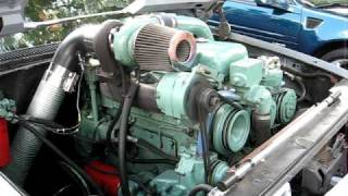 getlinkyoutube.com-4-53 Detroit Diesel in a '89 Chevrolet C1500