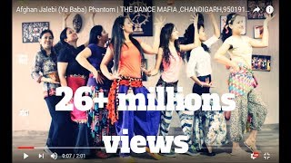 getlinkyoutube.com-Afghan Jalebi (Ya Baba) Phantom | THE DANCE MAFIA ,CHANDIGARH,9501915706
