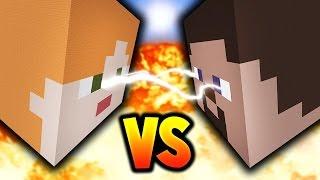 getlinkyoutube.com-STEVE vs ALEX - Minecraft