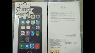 Unboxing Iphone 5s Garansi Distributor  (Bahasa Indonesia)