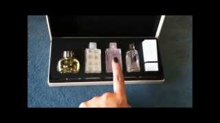 perfume - burberry coffret for women