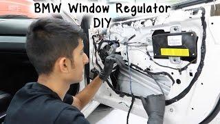 getlinkyoutube.com-BMW E46 Window Regulator DIY+Ebay Regulator Review