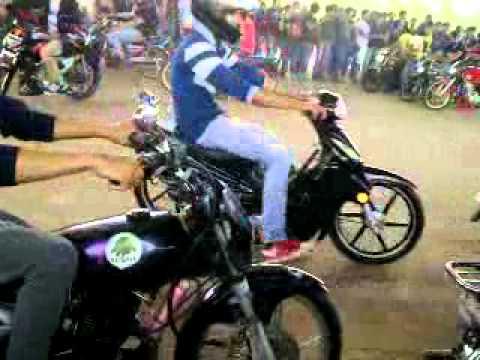 Motos tuning paraguay en ypacarai
