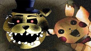 getlinkyoutube.com-Five Nights at Pokemon's | END | 4 HOURS OF TORTURE