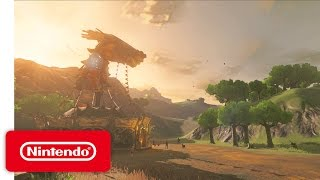 getlinkyoutube.com-The Legend of Zelda: Breath of the Wild – Life in the Ruins