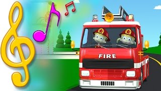 getlinkyoutube.com-TuTiTu Songs | Fire Truck Song | Songs for Children with Lyrics