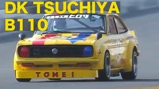getlinkyoutube.com-土屋圭市 × B110サニーTS仕様【Best MOTORing】2000