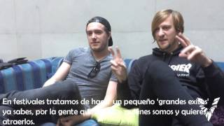 getlinkyoutube.com-Entrevista con Bullet For My Valentine