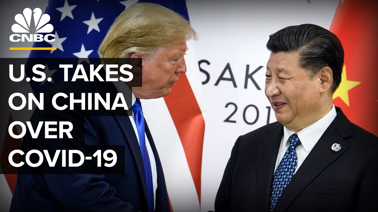 China or The USA: Who's To Blame?