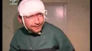 getlinkyoutube.com-Sofer beat si ranit la cap, dar cu simtul umorului