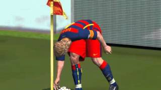 getlinkyoutube.com-Parche 2016 para PES 2009 (4/11/15) (GAMEPLAY)