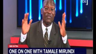 NBS Extra: Tamale Mirundi Analyses the Current Political Stalemate