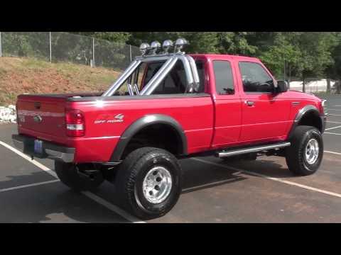 04 Ford Ranger Edge Lift Kit