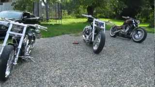 getlinkyoutube.com-Intruder 1400 Gentlemens Club Custom Bobber Low Rider Hot Rod und Ford Mustang Chevy Pick .mpeg