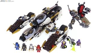 getlinkyoutube.com-Top reviews: LEGO Ninjago 2016 Ultra Stealth Raider! 70595