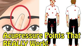getlinkyoutube.com-10 IMPORTANT Pressure Points That Actually HEALS Your Body & Mind