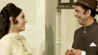 Johny Walker, Amitabh Bachchan, Sanjog - Comedy Scene 2/28