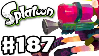 getlinkyoutube.com-Splatoon - Gameplay Walkthrough Part 187 - Level 40 Octoshot Replica! (Nintendo Wii U)
