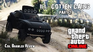 getlinkyoutube.com-GTA 5 Online Coil Brawler tuning and OFFROAD