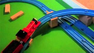 getlinkyoutube.com-Thomas And Friends - Accidents Happen with FX