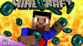 getlinkyoutube.com-Minecraft ENDERPEARL PARKOUR RACE - Ender Games Fusion with Vikkstar & Jerome