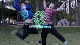 getlinkyoutube.com-Cardistry High | Zach Mueller + Noel Heath | 2015