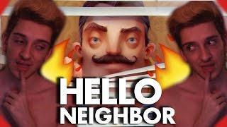 getlinkyoutube.com-PANTIE RAID! Hello Neighbor!